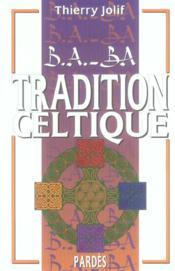 Tradition celtique - Couverture - Format classique