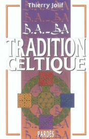 Tradition celtique - 4ème de couverture - Format classique