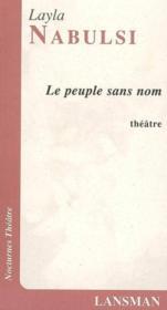 Le peuple sans nom - Couverture - Format classique