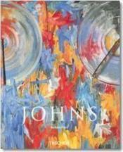 Jasper Johns - Couverture - Format classique