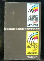 Music Partner Junior Methode. - Couverture - Format classique