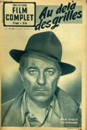 Tous Les Jeudis - Film Complet N° 198 - Au Dela Des Grilles - Couverture - Format classique