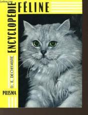 Encyclopedie Feline - Couverture - Format classique