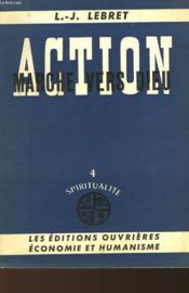 Action Marche Vers Dieu - Couverture - Format classique