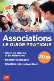 Vente  Associations le guide pratique (édition 2019)  - Paul Le Gall