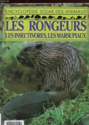 Vente livre :  Rongeurs Insectiv.Marsupiaux  - Collectif