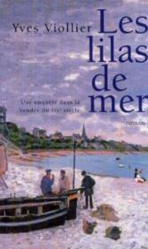 Les Lilas De Mer - Couverture - Format classique