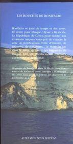Les Bouches De Bonifacio - 4ème de couverture - Format classique