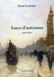 Ames D Automne - Intérieur - Format classique