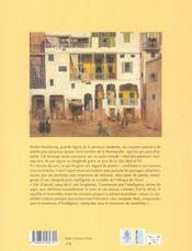 Le maghreb d'andre hambourg 1909-1999 - 4ème de couverture - Format classique