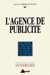 L'agence de publicite - Couverture - Format classique