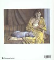 Lucian Freud - 4ème de couverture - Format classique