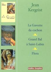 Coffret Trois Oeuvres De Jean Kergrist - Couverture - Format classique