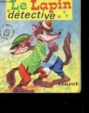 Le Lapin Detective - Couverture - Format classique