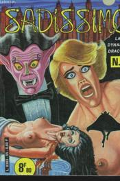 Sadissimo N°5. La Dynastie Dracula. - Couverture - Format classique