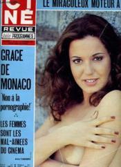 Cine Revue - Tele-Programmes - 54e Annee - N° 45 - Lili, Aime-Moi - Couverture - Format classique