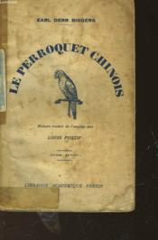 Le Perroquet Chinois - The Chinese Parrot - Couverture - Format classique