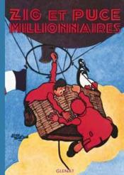 Zig et Puce t.2 ; Zig et Puce millionaires - Couverture - Format classique