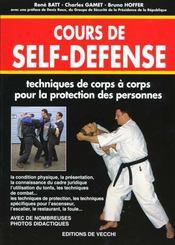 Cours De Self-Defense - Intérieur - Format classique