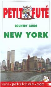 New york 2001-2002, le petit fute  - Collectif Petit Fute