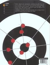 Sept balles pour Oxford t.2 ; la perle - 4ème de couverture - Format classique