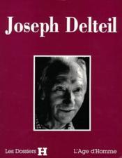 Joseph Delteil - Couverture - Format classique
