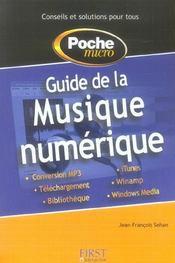 Guide De La Musique Numerique - Intérieur - Format classique