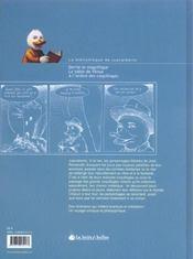 À l'ombre des coquillages - 4ème de couverture - Format classique