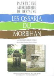 Ossaria Du Morbihan Une Pratique Funeraire Antique - Couverture - Format classique