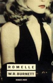 Romelle - Couverture - Format classique