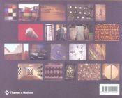 Motifs De La Creation : Formes, Couleurs Et Textures (Les) - 4ème de couverture - Format classique