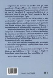 Vingt Et Une Marches De Marbre Noir . . . - 4ème de couverture - Format classique