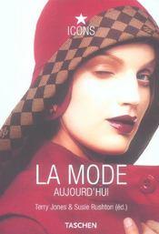La mode aujourd'hui - Intérieur - Format classique