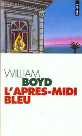 Vente  L'après-midi bleu  - William Boyd