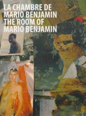 Mario benjamin - Couverture - Format classique