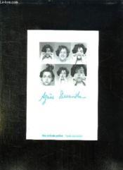 Mon Ecrivain Prefere Agnes Desarthe. - Couverture - Format classique