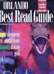 Orlando Best Read Guide - Shopping - Attractions - Dinig Golf - Couverture - Format classique
