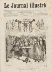 Journal Illustre (Le) N°52 du 26/12/1880 - Couverture - Format classique