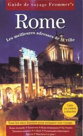 Guide Frommer'S Rome  - Idg