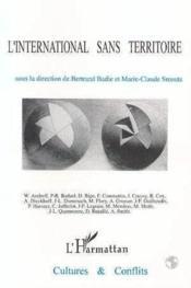 L'International Sans Territoire - Couverture - Format classique