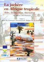 Jachere En Afrique Tropicale - Intérieur - Format classique