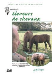 Eleveur de chevaux (paroles de...) (dvd) - Couverture - Format classique
