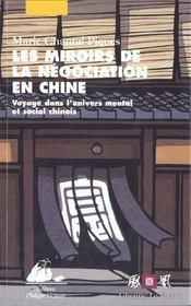 Miroirs De La Negociation En Chine (Les) - Intérieur - Format classique