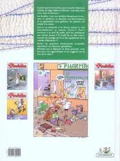 Les Toubibs T.3 ; Bons Reflexes - 4ème de couverture - Format classique