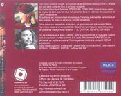 Les Cenci ; chroniques italiennes - 4ème de couverture - Format classique