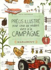 Le guide Marabout illustré de la vie à la ferme - Couverture - Format classique