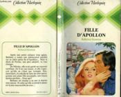 Fille D'Apollon - Apollo'S Daughter - Couverture - Format classique