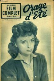 Tous Les Jeudis - Film Complet N° 199 - Orage D'Ete - Couverture - Format classique