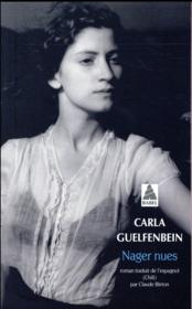 Vente  Nager nues  - Carla Guelfenbein