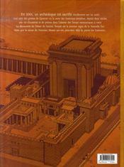 Le trésor du temple t.1 ; ils m'ont élu - 4ème de couverture - Format classique